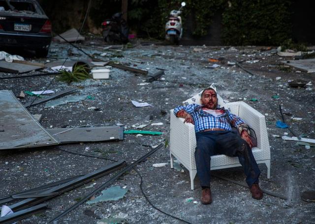 """""""Quả bom nổi"""" chở hơn 2.700 tấn hóa chất gây nổ ở Liban đã đi đâu mất? - 3"""