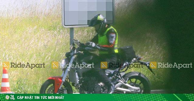 Lộ ảnh thực tế của quái thú Ducati Monster 2021
