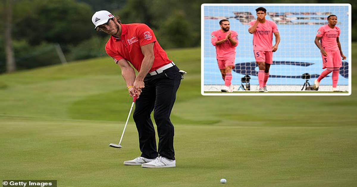 """Bale tiếp tục """"trêu ngươi"""" Real Madrid: Bỏ đi đánh golf ngày đội nhà thua sốc"""