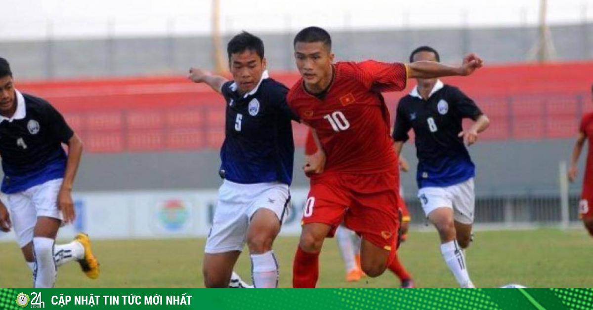 Cầu thủ này sẽ là át chủ bài của bóng đá Việt Nam trong 10 năm tới?