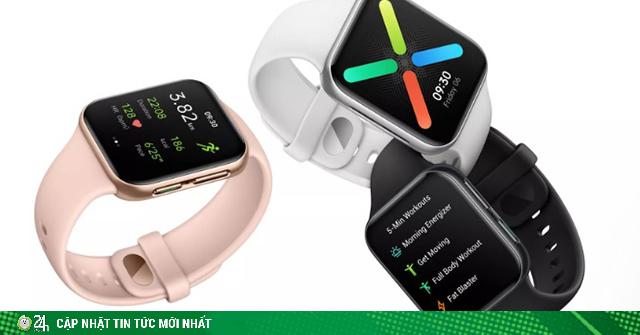 Đánh giá đồng hồ Oppo Watch: Vừa đẹp vừa rẻ