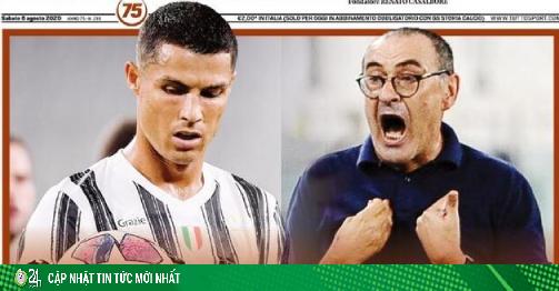 Juventus chính thức sa thải HLV Sarri: Pochettino hay ai về dẫn dắt Ronaldo?