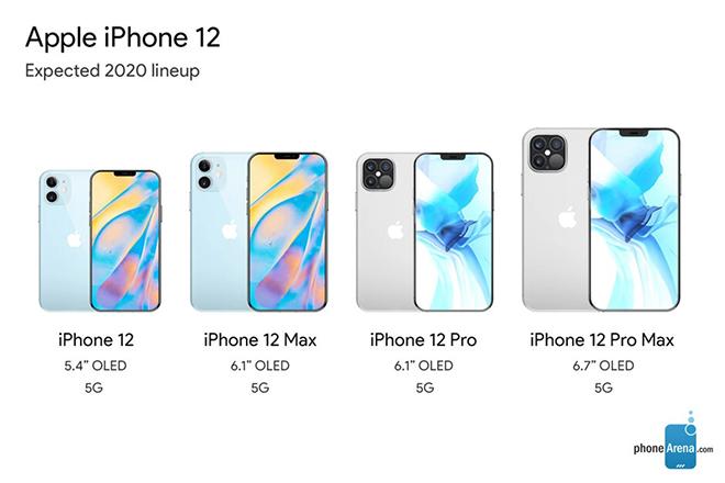 Lộ thêm chi tiết bất ngờ về màn hình và camera của iPhone 12 - 2