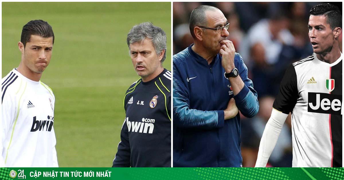 Juventus trảm tướng chiều Ronaldo: Nạn nhân Mourinho, HLV Sarri chưa là gì