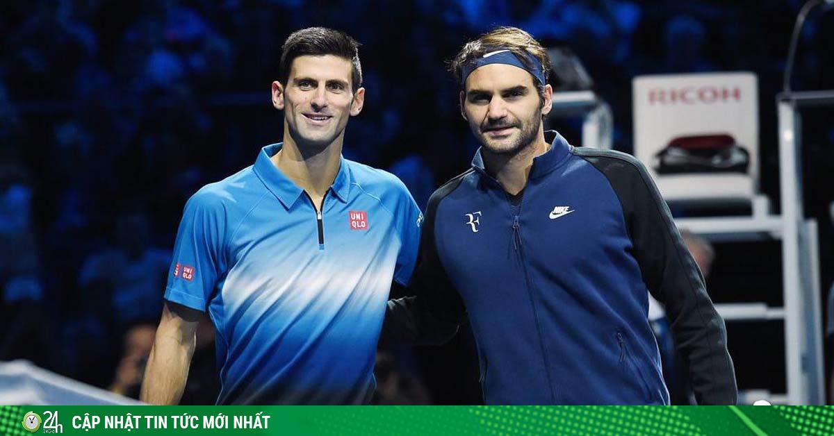 Tin HOT thể thao 10/8: Djokovic cần học hỏi Federer nhiều hơn nữa