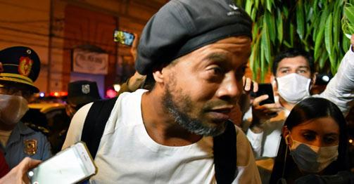 Ronaldinho sắp ra tù: Chi 2,1 tỷ đồng thoát hầu tòa, làm gì khi về nước?