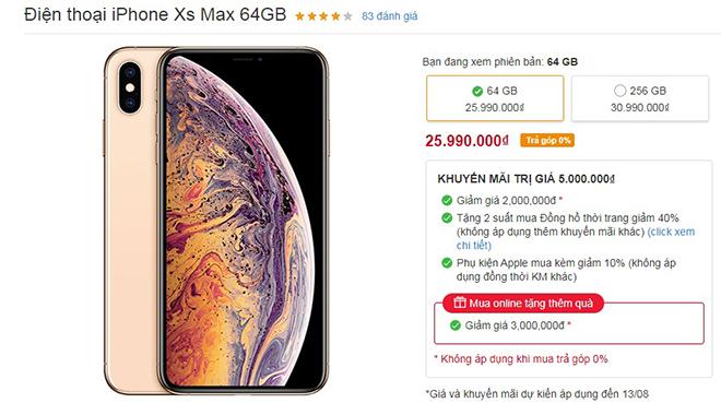 HOT: Nhiều mẫu iPhone đang giảm giá mạnh - 2