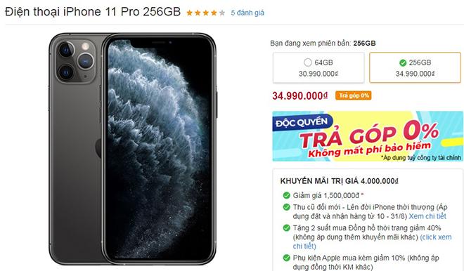 HOT: Nhiều mẫu iPhone đang giảm giá mạnh - 4
