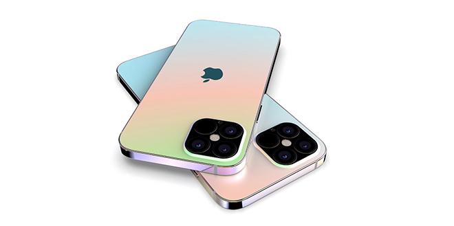 iPhone 12 cũng có concept màu đồng lung linh không kém Galaxy Z Fold 2 - 2