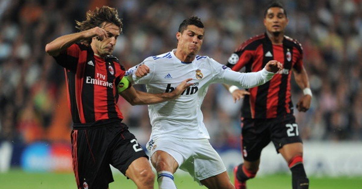 """Kinh điển đối đầu Ronaldo – Pirlo: """"Trò"""" CR7 ghi bàn nhiều gấp 7 lần """"thầy"""""""