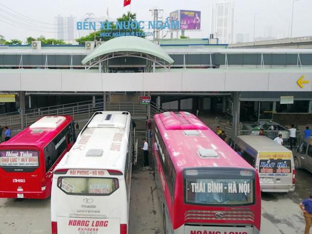 Tin tức trong ngày - Bến xe Nước Ngầm thông tin về xe chở khách nhiễm COVID-19 chạy vào TPHCM