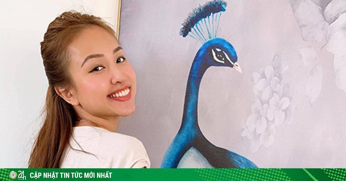 Hé lộ không gian biệt thự trắng ở Sài thành của mỹ nhân Nhật ký Vàng Anh