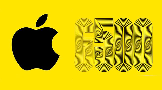 Apple đứng thứ 12 trong danh sách 500 công ty giàu nhất thế giới - 1