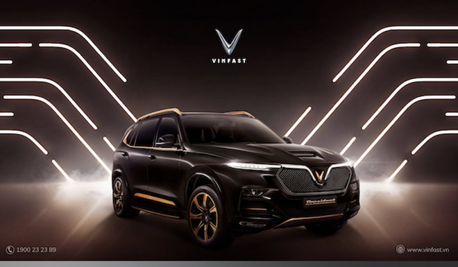 Hé lộ mới về dòng xe President của Vinfast thu hút giới truyền thông quốc tế