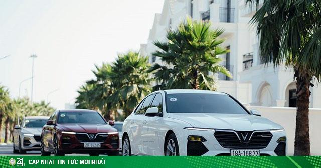 VinFast bán 2.214 xe trong tháng 7/2020, Fadil tiếp tục dẫn đầu phân khúc
