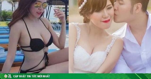 Nữ thư ký của Quang Tèo lấy chồng nhân viên ngân hàng, gây bão mạng vì ảnh cho con bú