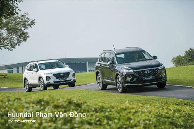 Công nghệ an toàn tối đa – điều làm nên sự thành công cho Hyundai Santa Fe - 1