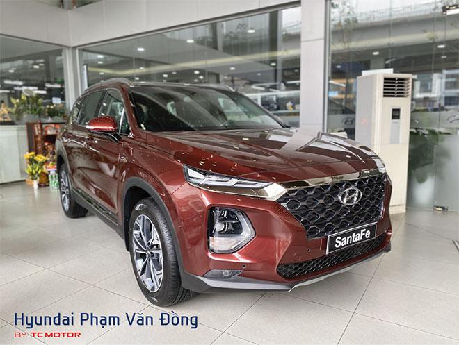 Công nghệ an toàn tối đa – điều làm nên sự thành công cho Hyundai Santa Fe - 2