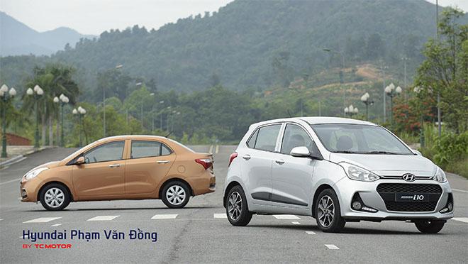 Lý do cực đơn giản giúp Hyundai Grand I10 luôn hot nhất trong phân khúc