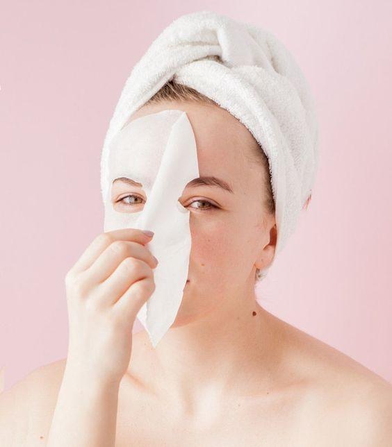Bí quyết dùng mặt nạ ngủ dưỡng và chăm sóc da - 1