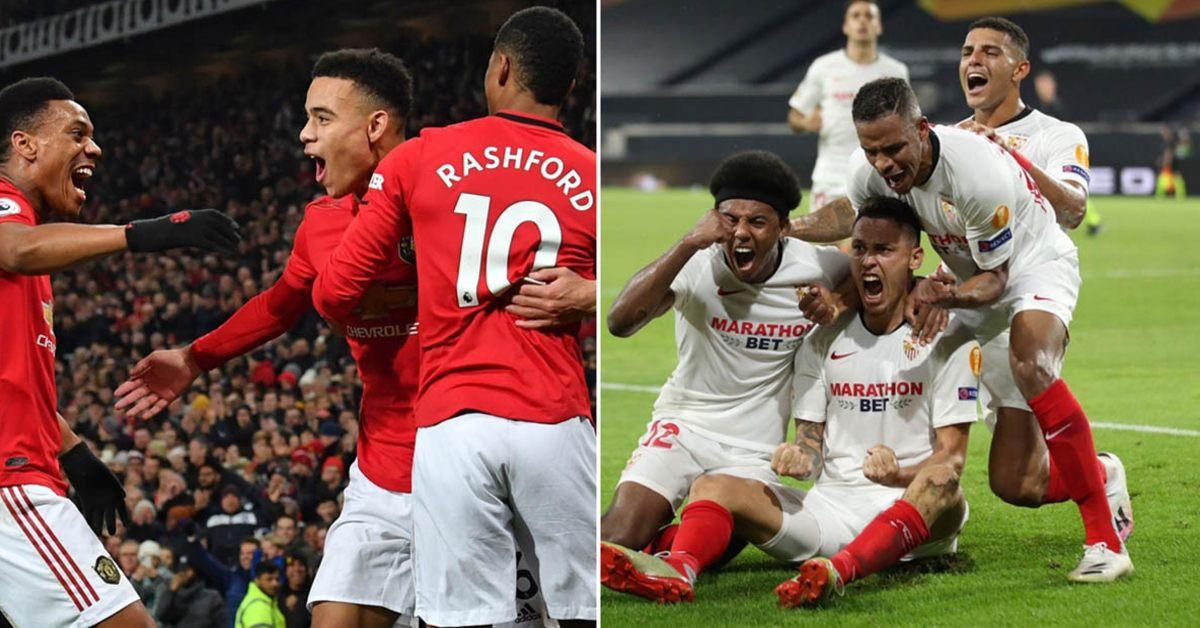 """Nóng rực MU đấu Europa League: Sevilla 19 trận bất bại, """"Quỷ đỏ"""" có rửa hận?"""