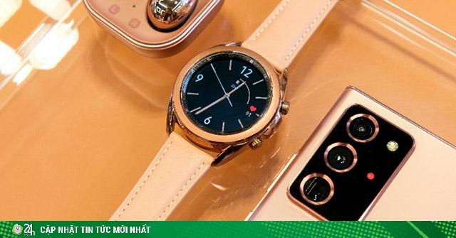Có nên chi thêm 1 triệu đồng cho Galaxy Watch3 LTE tại Việt Nam?