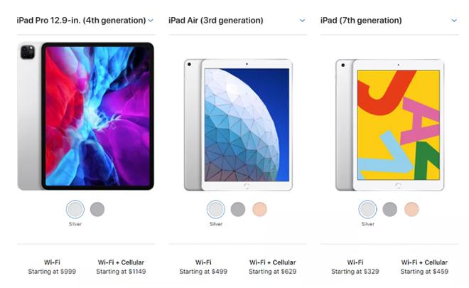 Đâu là chiếc iPad đáng mua nhất năm 2020? - 1
