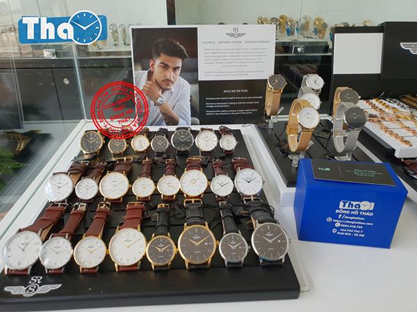 Đồng hồ Thảo – Thương hiệu chuyên phân phối các dòng sản phẩm đồng hồ tầm trung độc lạ - 1