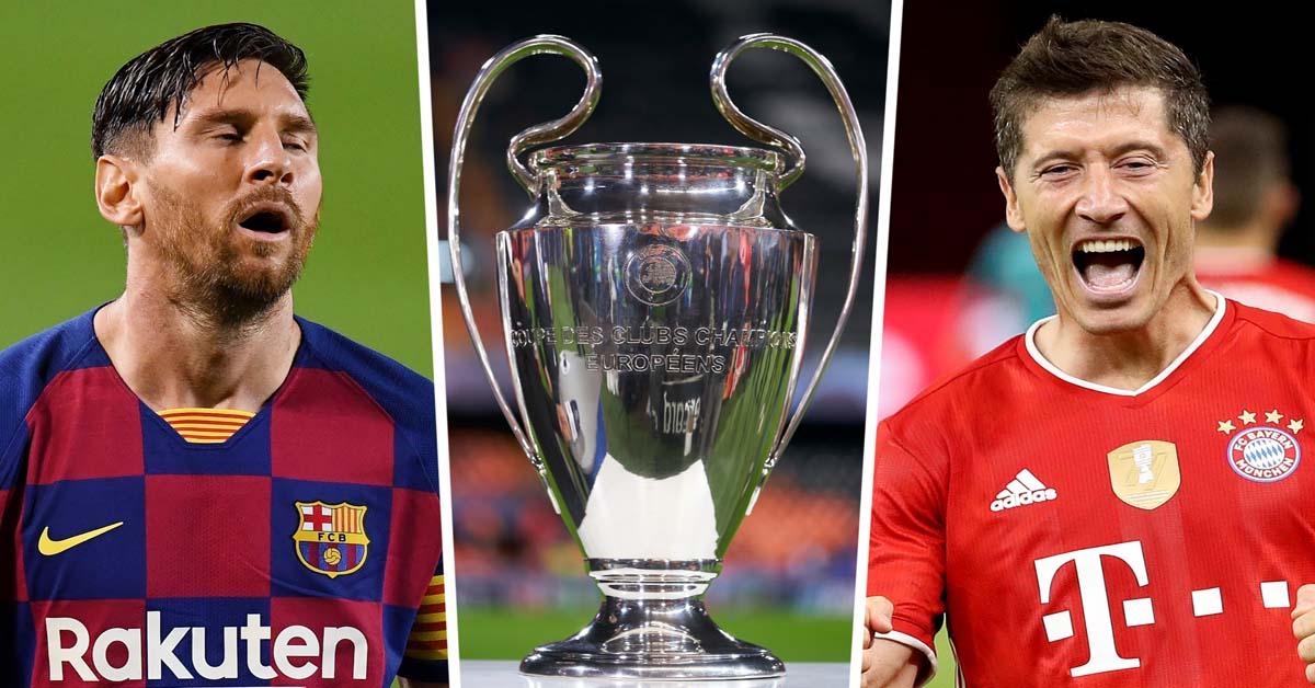 Nhận định bóng đá cúp C1 Barcelona - Bayern Munich: Đỉnh cao đại chiến, Messi - Lewandowski so tài