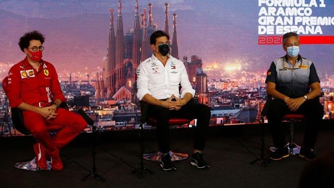 Đua xe F1, Spanish Grand Prix 2020: Bài toán nhiệt độ và lốp xe ở Barcelona - 1