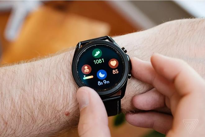 Đánh giá đồng hồ Galaxy Watch 3 bảo vệ sức khỏe tối ưu - 3