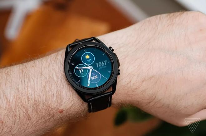 Đánh giá đồng hồ Galaxy Watch 3 bảo vệ sức khỏe tối ưu - 2