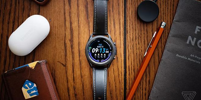 Đánh giá đồng hồ Galaxy Watch 3 bảo vệ sức khỏe tối ưu - 1