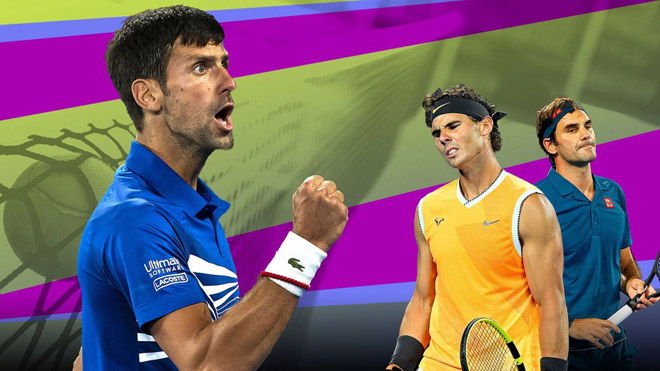 Tennis 24 7 Sharapova Lộ Bi Mật Djokovic ẵm Kỷ Lục Như Federer Nadal