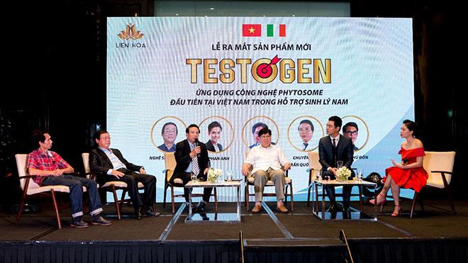 Ra mắt TestoGen - Sản phẩm sinh lý dạng hỗn dịch uống theo công nghệ Italy tiên phong tại Việt Nam - 2
