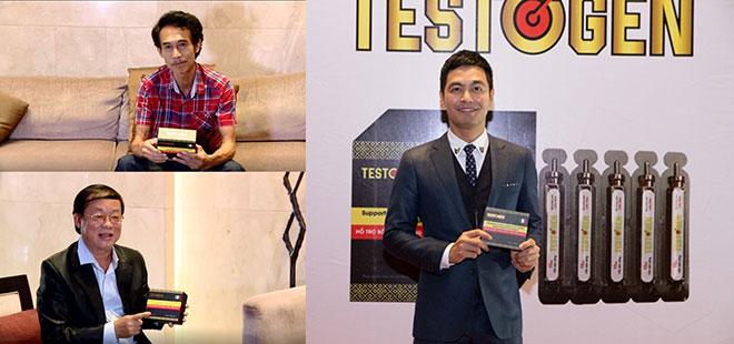 Ra mắt TestoGen - Sản phẩm sinh lý dạng hỗn dịch uống theo công nghệ Italy tiên phong tại Việt Nam - 6