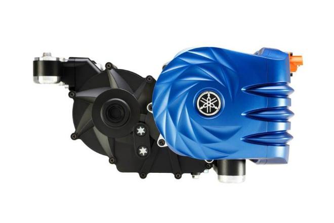 Yamaha chế tạo động cơ điện siêu khủng 260 mã lực - 1