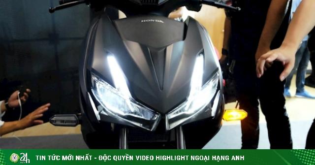 Honda Winner X mới là lá chắn chuẩn bị trước đấu Exciter 155 VVA?