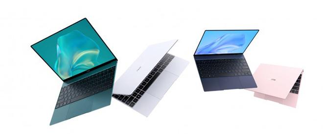 Huawei tung dòng laptop Matebook mới, siêu mỏng, siêu nhẹ - 2