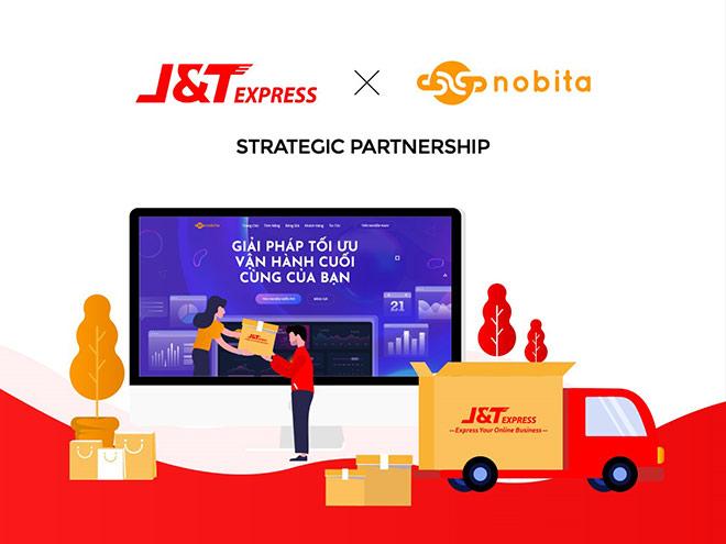 J&T Express – Nobita chính thức liên kết - 1