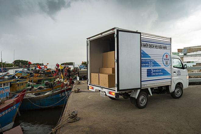 Suzuki Việt Nam giới thiệu dòng xe tải nhẹ Super Carry Pro mới - 3