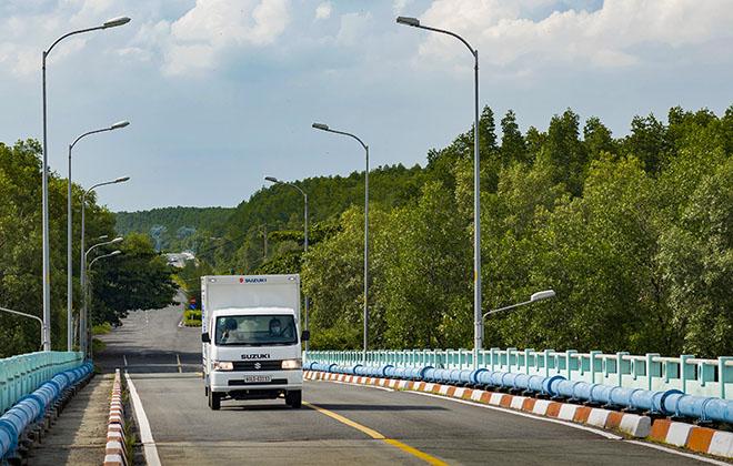 Suzuki Việt Nam giới thiệu dòng xe tải nhẹ Super Carry Pro mới - 2