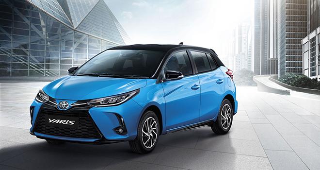 Toyota Yaris 2020 ra mắt, giá từ 408 triệu đồng