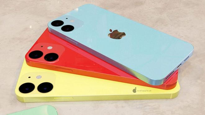 """Concept iPhone 12 lên hình """"rụng tim"""" với các phiên bản màu mới - 1"""