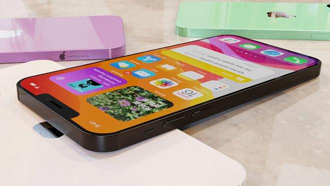"""Concept iPhone 12 lên hình """"rụng tim"""" với các phiên bản màu mới - 2"""