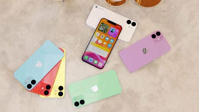 """Concept iPhone 12 lên hình """"rụng tim"""" với các phiên bản màu mới - 3"""