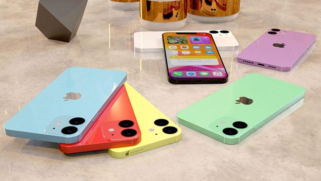 """Concept iPhone 12 lên hình """"rụng tim"""" với các phiên bản màu mới - 4"""