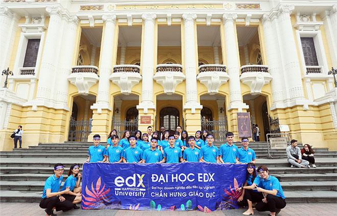 Đại học edX – Đại học Doanh nghiệp tiên phong tại Việt Nam - 2