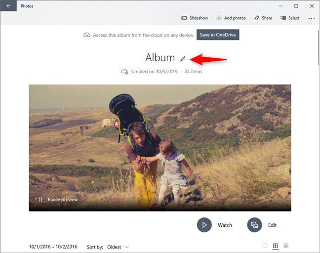 Những tính năng thú vị của Photo trên Windows 10 có thể bạn chưa biết - 4