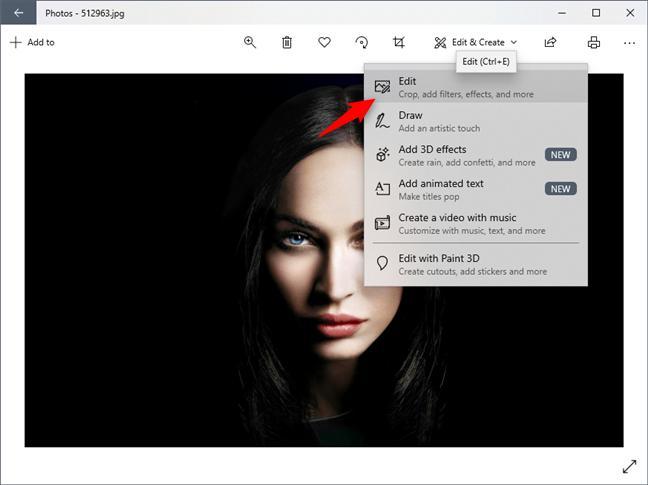 Những tính năng thú vị của Photo trên Windows 10 có thể bạn chưa biết - 8